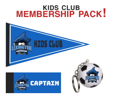 kids club membership pack